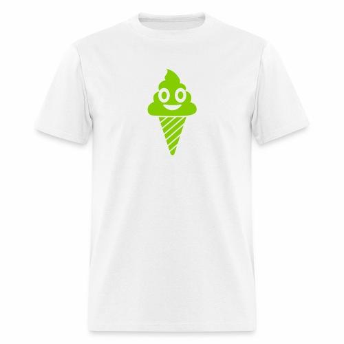 Smiling Ice Cream - Men's T-Shirt