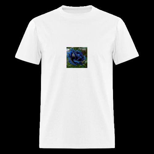 Blue rose - Men's T-Shirt