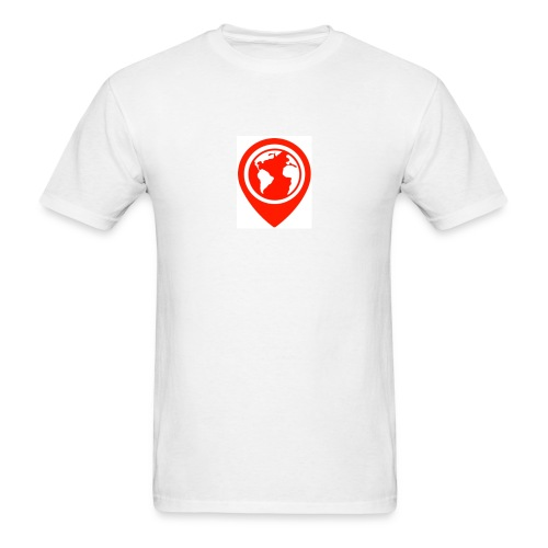 LOGO PIN - Men's T-Shirt