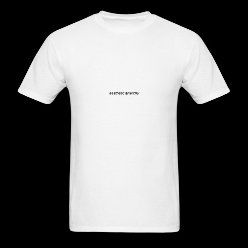 Aesthetic Anarchy - Men's T-Shirt