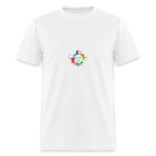 Help To Find - Be true - Men's T-Shirt