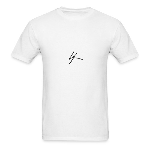 Signature logo - Men's T-Shirt