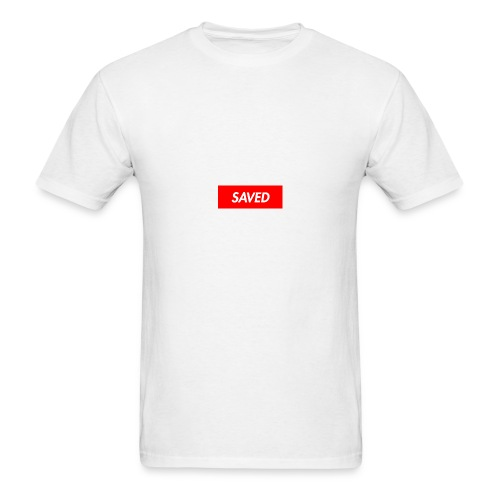 SAVED - Men's T-Shirt
