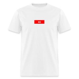 BQ Box Logo - Men's T-Shirt