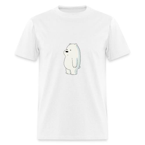 Cub Ice Bear - Men's T-Shirt