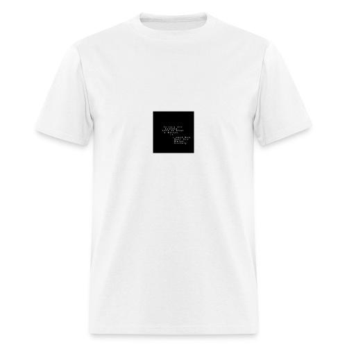 Dry Water Society Pledge - Men's T-Shirt