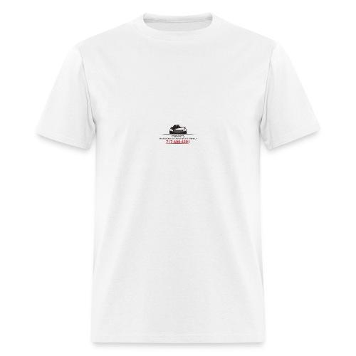 Mannylogo - Men's T-Shirt