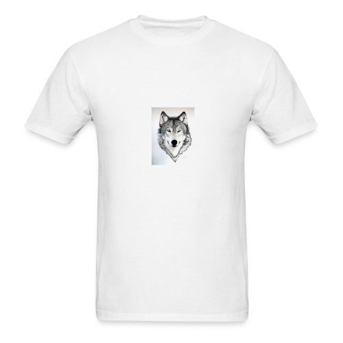 White Wolf - Men's T-Shirt