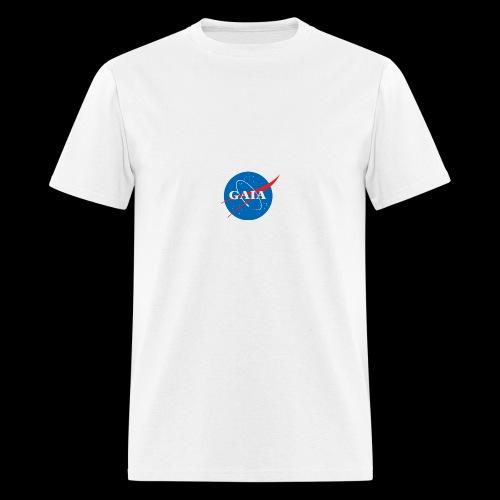 Gaia Nasa Logo - Men's T-Shirt