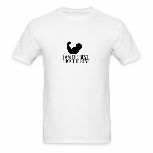 I AM THE BEST - Men's T-Shirt