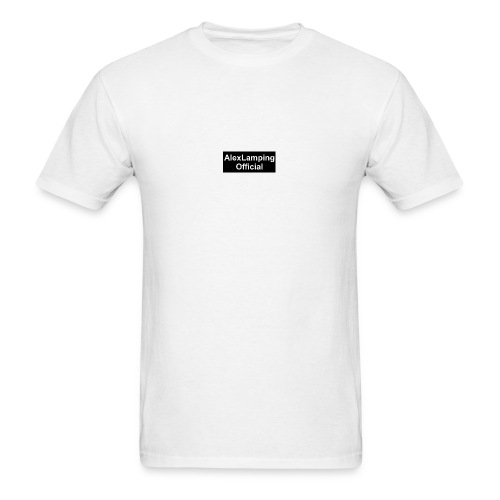 AlexLampingOfficial - Men's T-Shirt