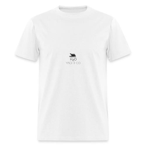H2O Yacht Co. Black - Men's T-Shirt