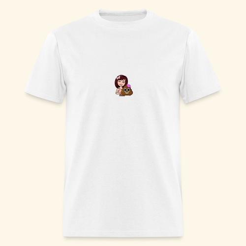 Poop N Smiles - Men's T-Shirt