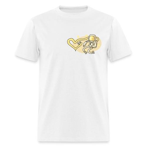 s p a c e - Men's T-Shirt