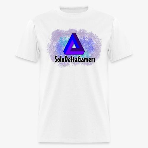 SDG Delta Logo - Men's T-Shirt