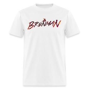 Brenman ''Abstract Logo'' T-Shirt - Men's T-Shirt