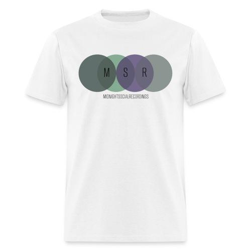 Midnight Social 1 - Men's T-Shirt