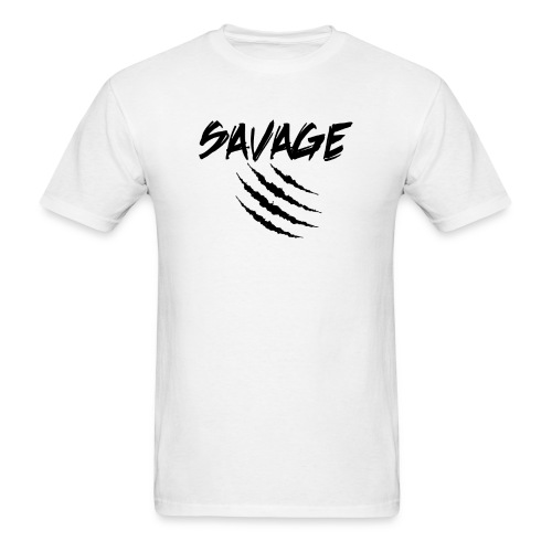Savage Claw Mark - Men's T-Shirt