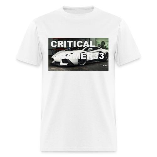 CRITIMERCH EXCLUSIVE - Men's T-Shirt
