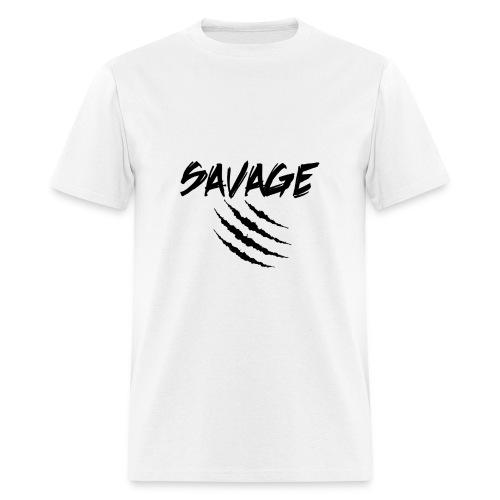 Savage Claw Mark - Men's T-Shirt