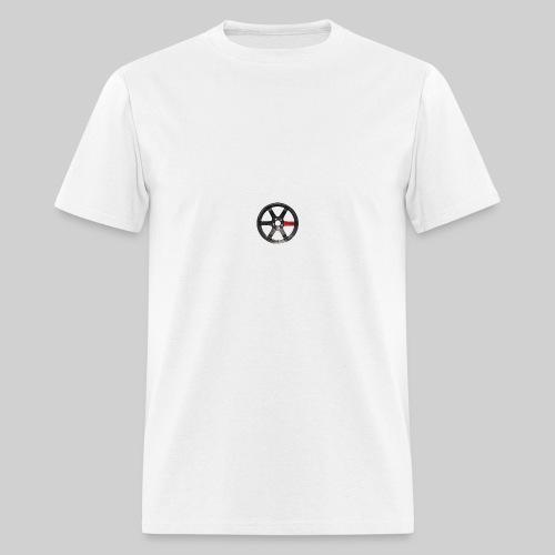 TE37 Wheel - Men's T-Shirt