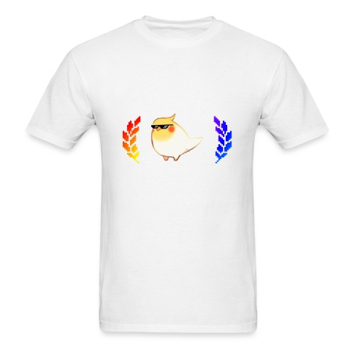 cool_birb - Men's T-Shirt