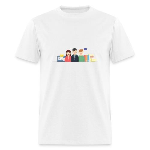 Corporate Management - Men's T-Shirt