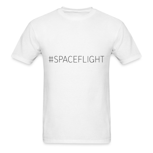 SPACEFLIGHT - Men's T-Shirt