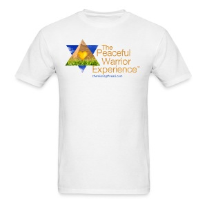 The Peaceful WarriorExperience t-shirt 2 - Men's T-Shirt