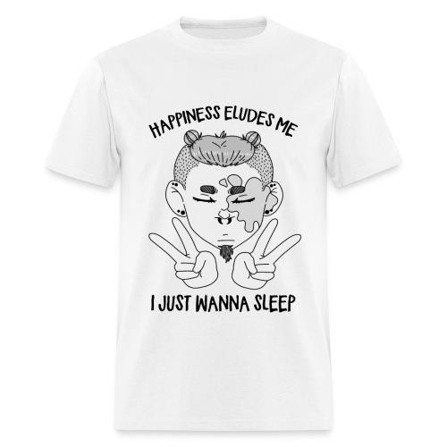 Happiness? - Men's T-Shirt