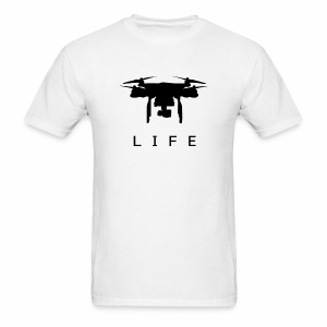 Drone Life - Men's T-Shirt