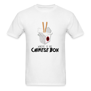 Chinese Box - Men's T-Shirt