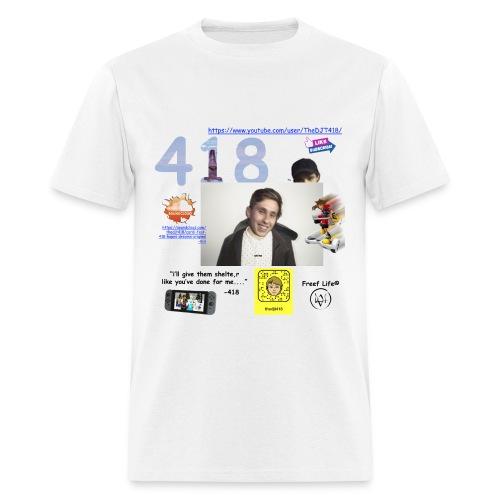 418 - Men's T-Shirt