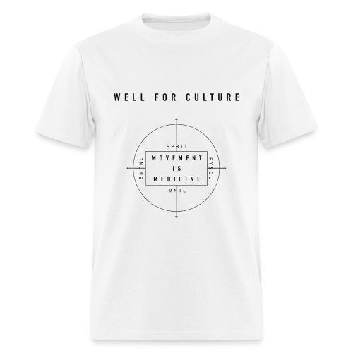 WFC - Movement is Medicine - Men's T-Shirt