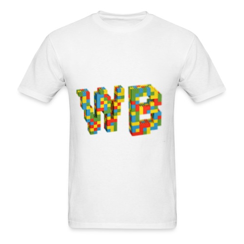 Widdle B - Men's T-Shirt