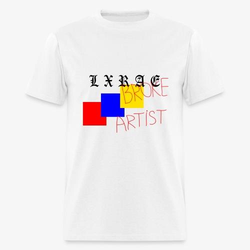 BROKE ARTIST - Men's T-Shirt