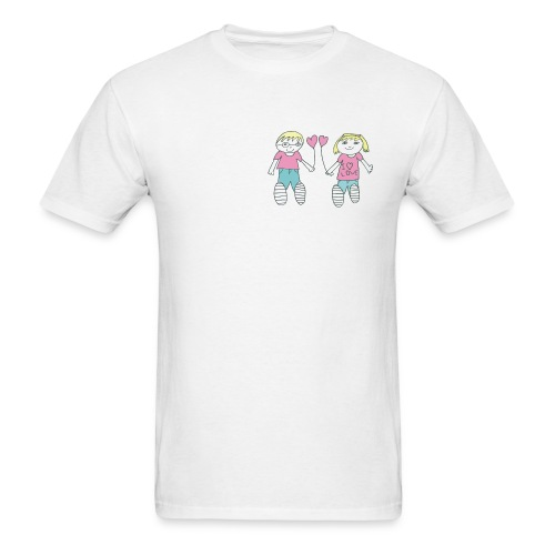 Friends - Men's T-Shirt