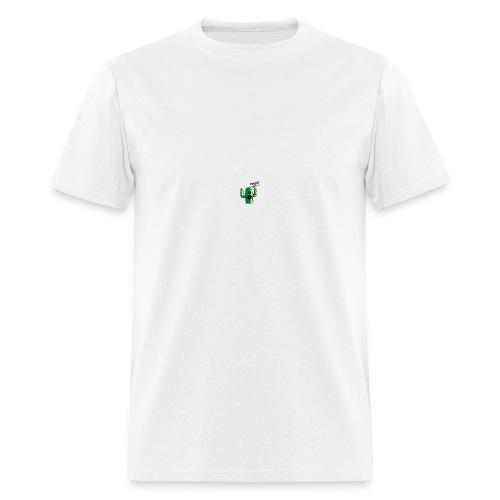 mr. snuggle - Men's T-Shirt