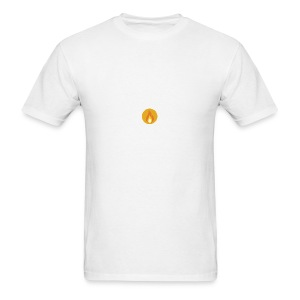 Flame (For cases and Cups) - Men's T-Shirt