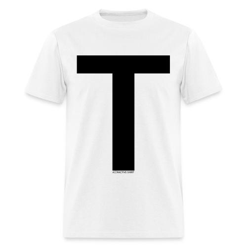 Attractive-Shirt - Men's T-Shirt