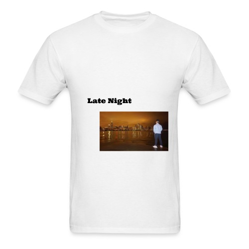 Late Night - Men's T-Shirt