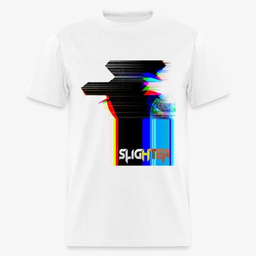 Chroma Glitch - Men's T-Shirt
