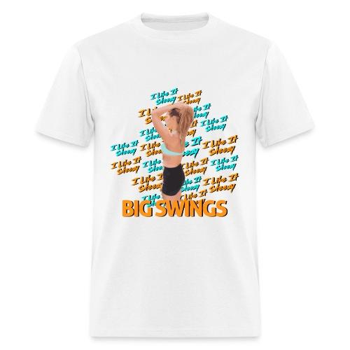 I Like It Steezy - Men's T-Shirt