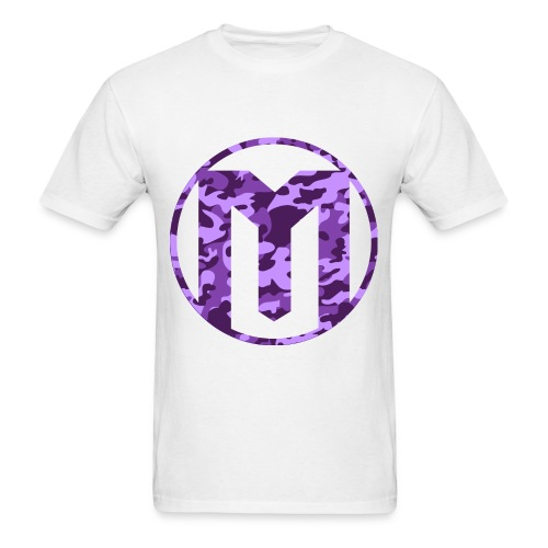 Camo MeloMash Logo Tee - Men's T-Shirt
