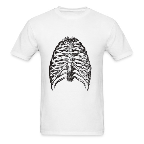 Ribs Ahoy!! - Men's T-Shirt