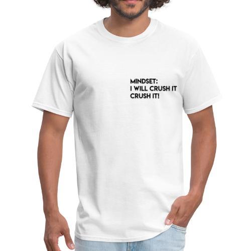 Crush it like Gary vee - Men's T-Shirt