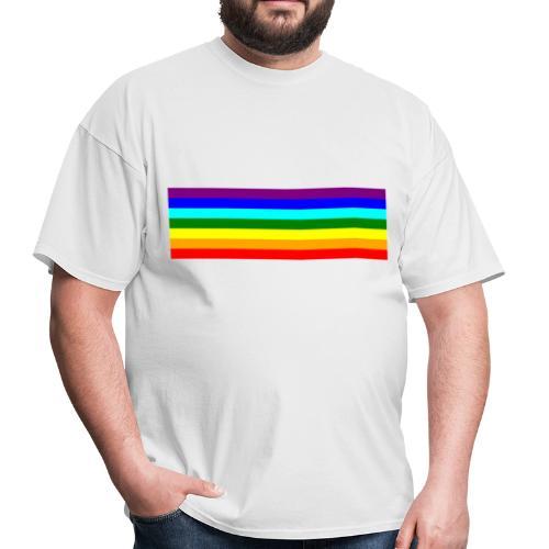 Rainbow Flag - Men's T-Shirt