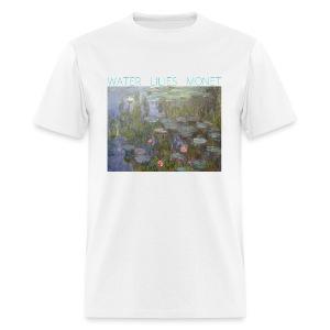 Water Lilies Monet tee - Men's T-Shirt