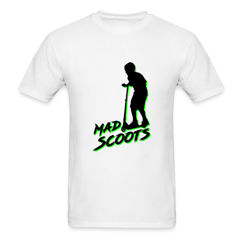 Mad Scoots - Men's T-Shirt