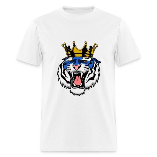 Jackson State Tiger Crown - Men's T-Shirt
